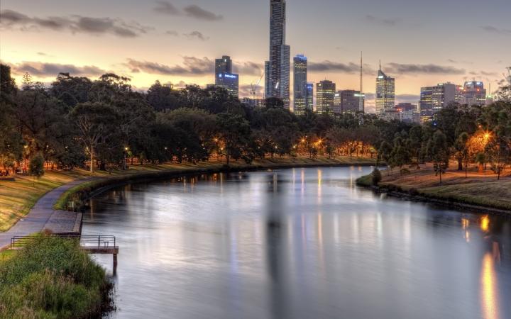 World_Australia_yarra_river__staff_Victoria__Australia_023889_